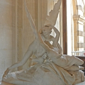 Psyche Revived by Cupid's Kiss 1