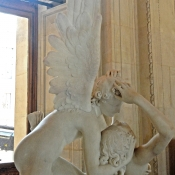 Psyche Revived by Cupid's Kiss 3