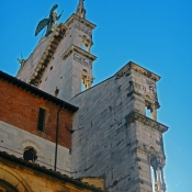San Michele in Foro basilica lucca italy 33