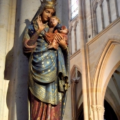 10 saint clotilde mother mary staute