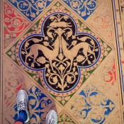 14 sainte-chapelle floor 6