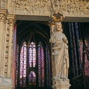 15 sainte-chapelle door