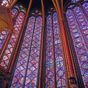 21 sainte-chapelle windows 2