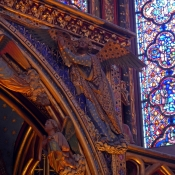 28 sainte-chapelle angel 1