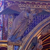 29 sainte-chapelle angel 2