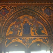 30 sainte-chapelle wall painting